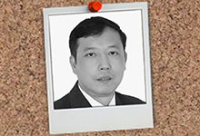 Photo of HGS team member Feng Jie